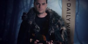 Winter Has Come! And Check Out Ben Shapiro Paying Homage!